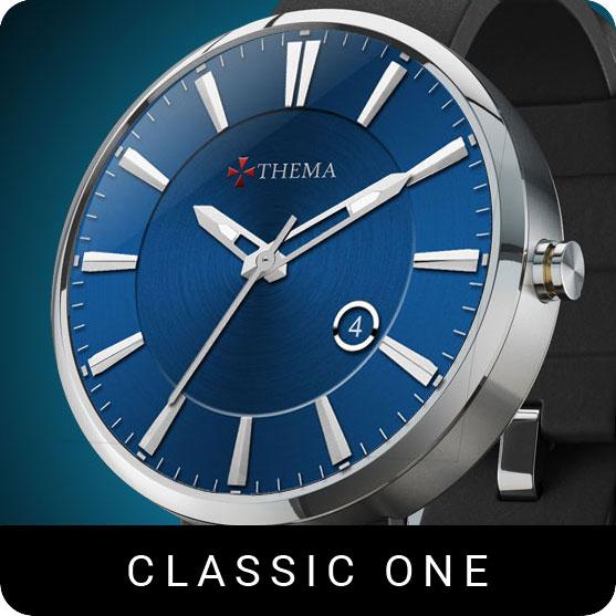 Classic One Wear Watch Face