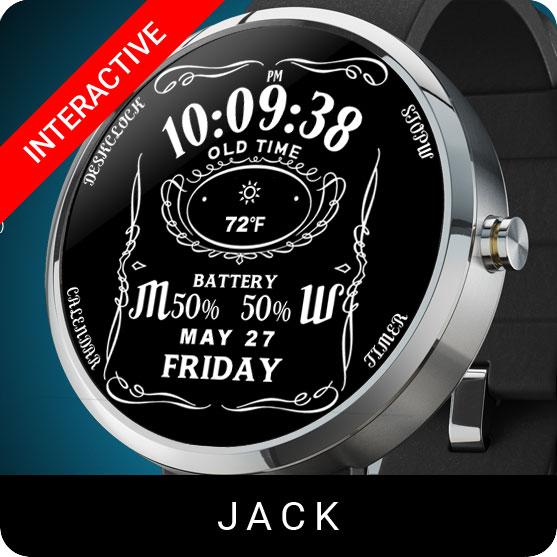 Jack Watch Face