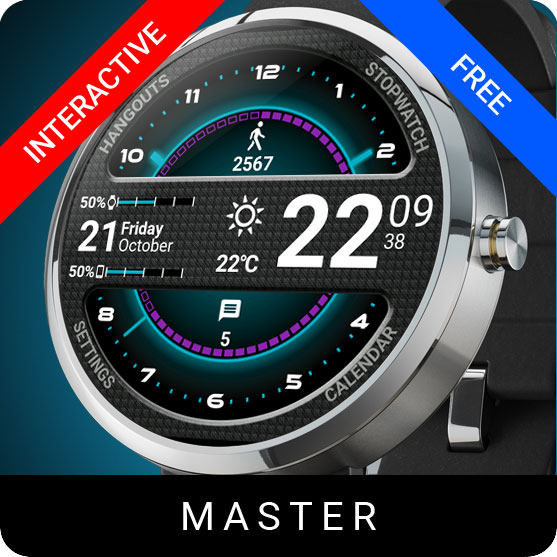 Master Watch Face