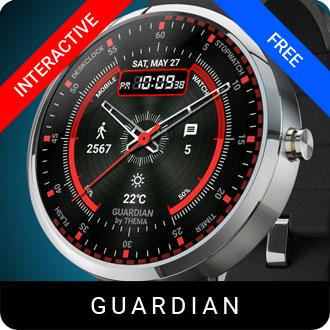 Guardian Watch Face