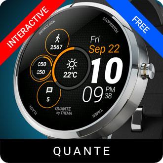 Quantum Watch Face