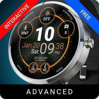 Advanced Watch Face