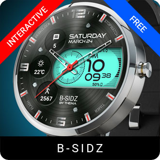 B-Sidz Watch Face