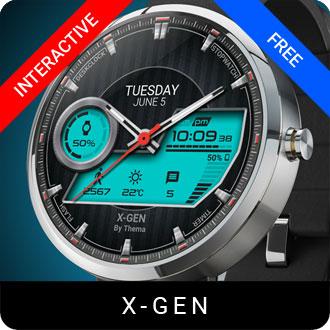 X-Gen Watch Face