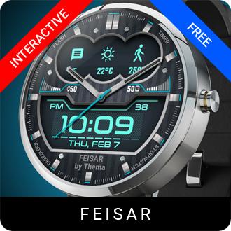 Feisar Watch Face