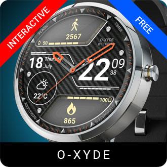 O-Xyde Watch Face
